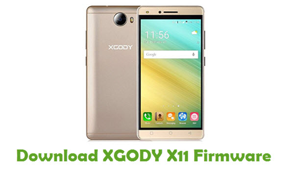 Download XGODY X11 Stock ROM