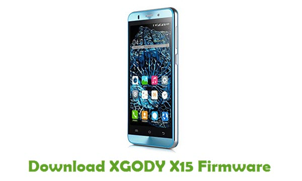 Download XGODY X15 Firmware