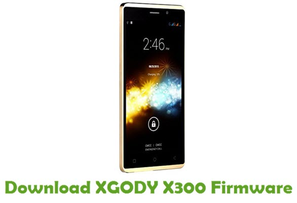 XGODY X300 Stock ROM