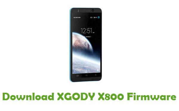 XGODY X800 Stock ROM