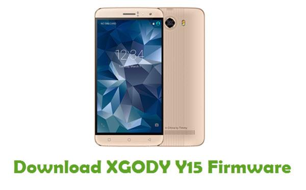 Download XGODY Y15 Stock ROM