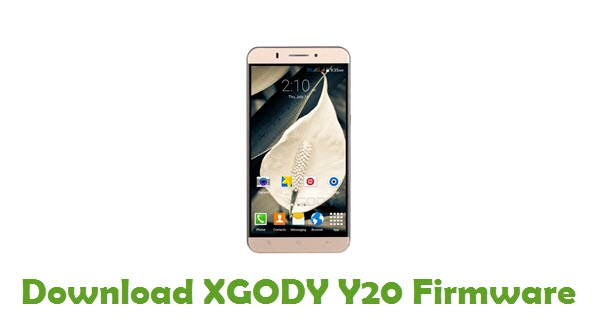 Download XGODY Y20 Stock ROM