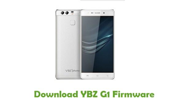 Download YBZ G1 Stock ROM