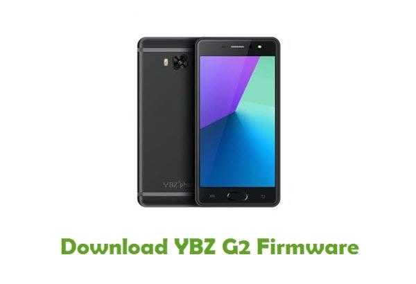 Download YBZ G2 Stock ROM