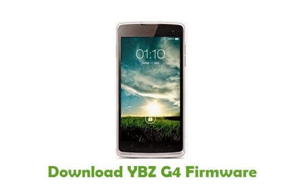 Download YBZ G4 Stock ROM