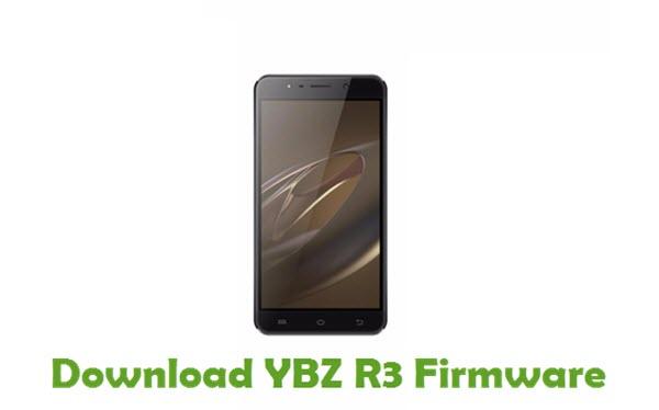 Download YBZ R3 Stock ROM