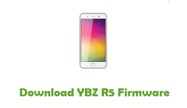 Download YBZ R5 Stock ROM