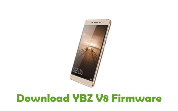 Download YBZ V8 Stock ROM
