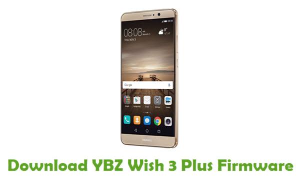 Download YBZ Wish 3 Plus Stock ROM