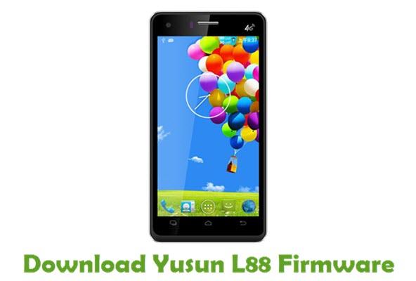Yusun L88 Stock ROM