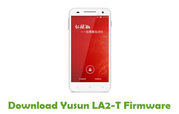 Download Yusun LA2-T Stock ROM