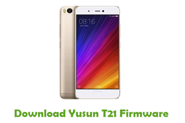 Download Yusun T21 Stock ROM