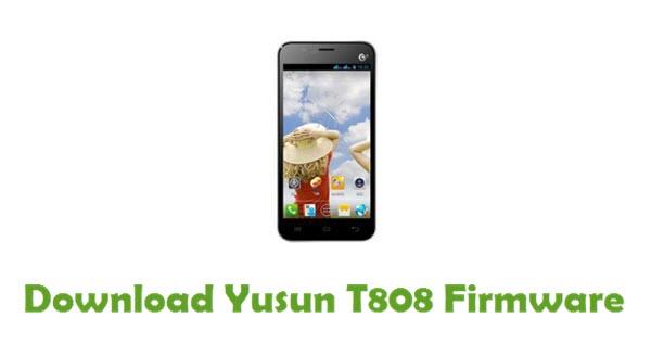 Download Yusun T808 Stock ROM