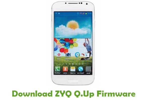 Download ZYQ Q.Up Stock ROM