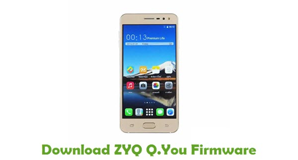 Download ZYQ Q.You Stock ROM