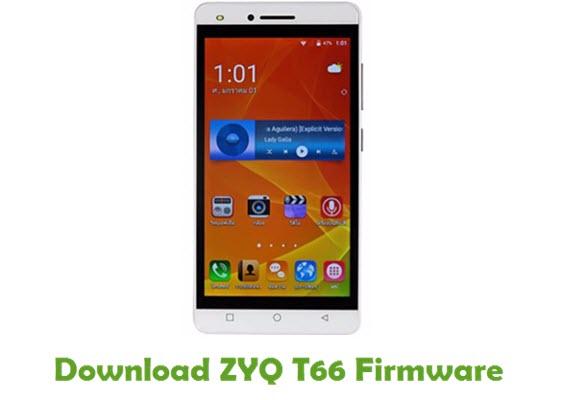Download ZYQ T66 Stock ROM