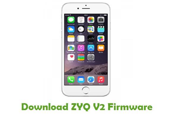 Download ZYQ V2 Stock ROM