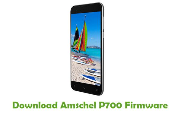 Amschel P700 Stock ROM