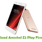 Amschel Z2 Play Firmware