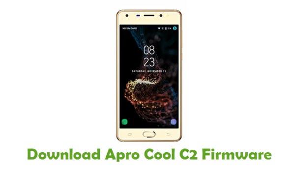 Apro Cool C2 Stock ROM