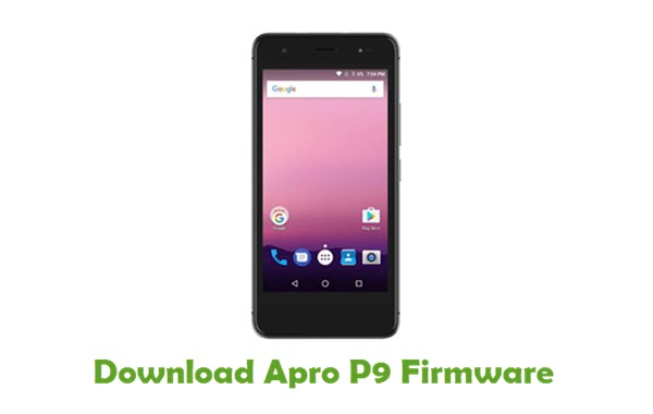 Download Apro P9 Firmware