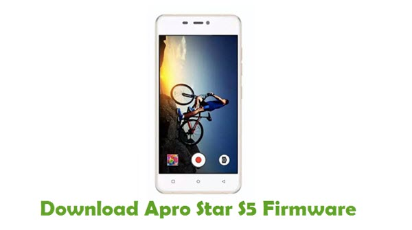 Download Apro Star S5 Firmware