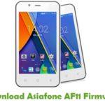 Asiafone AF11 Firmware