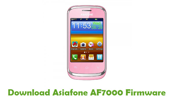 Download Asiafone AF7000 Stock ROM