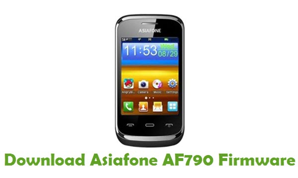 Download Asiafone AF790 Stock ROM