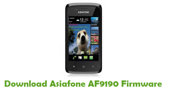 Download Asiafone AF9190 Stock ROM
