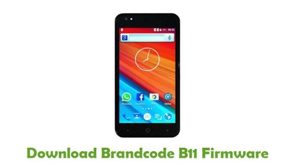 Brandcode B11 Stock ROM