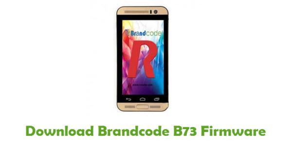 Brandcode B73 Stock ROM