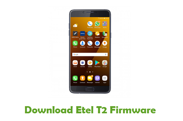 Download Etel T2 Stock ROM