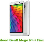 GenX Mega Plus Firmware