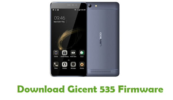 Download Gicent 535 Stock ROM