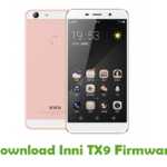 Inni TX9 Firmware