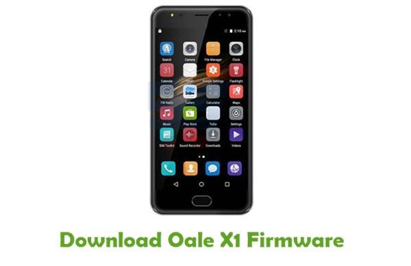 Oale X1 Stock ROM