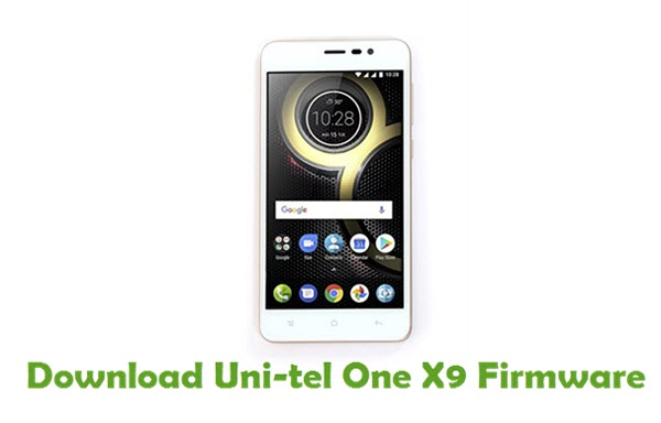 Download Uni-tel One X9 Stock ROM