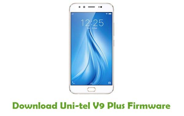 Download Uni-tel V9 Plus Stock ROM