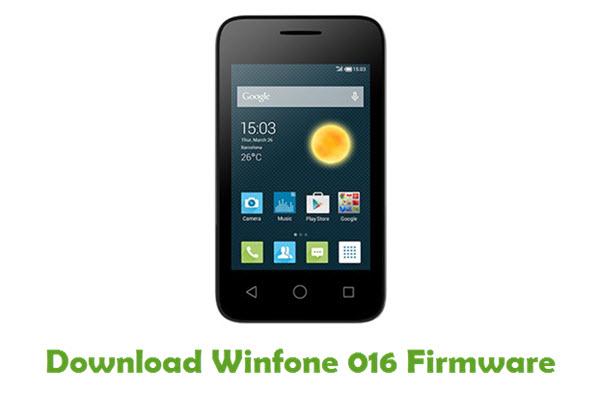 Winfone 016 Stock ROM