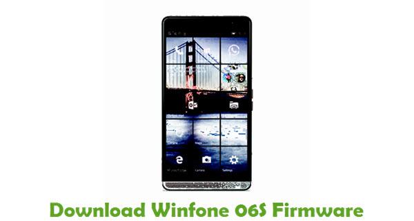 Winfone 06S Stock ROM
