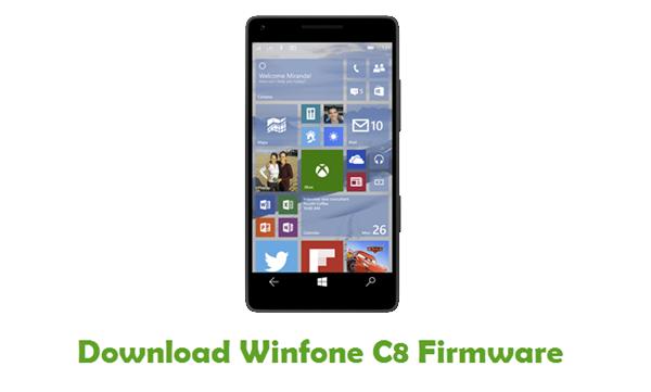 Winfone C8 Stock ROM
