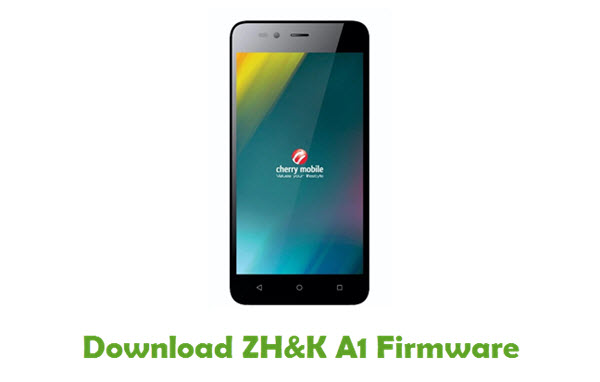 Download ZH&K A1 Firmware