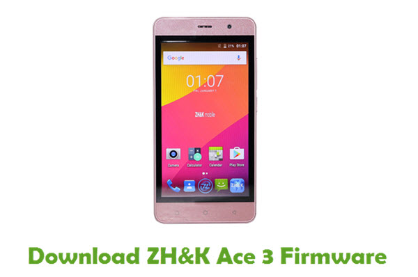 Download ZH&K Ace 3 Firmware