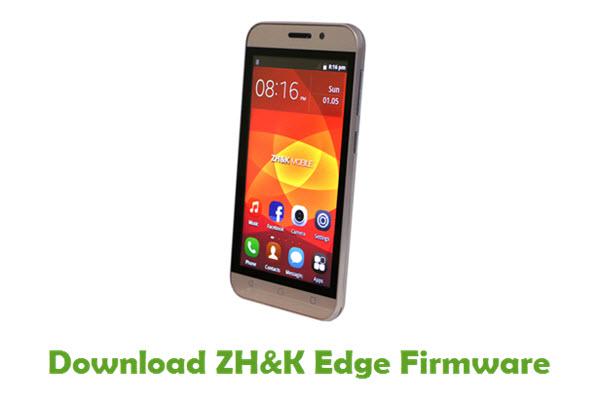 Download ZH&K Edge USB Driver