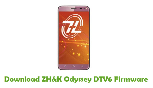 Download ZH&K Odyssey DTV6 USB Driver