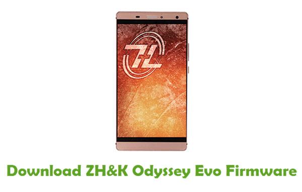 Download ZH&K Odyssey Evo USB Driver