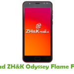 ZH&K Odyssey Flame Stock ROM
