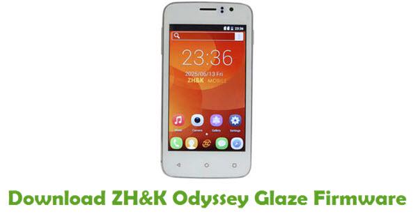 Download ZH&K Odyssey Glaze USB Driver