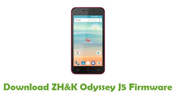 Download ZH&K Odyssey J5 USB Driver